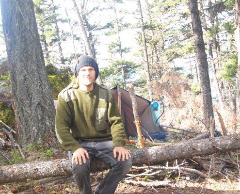 hiking Canada